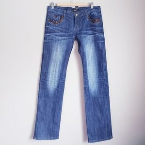 100YI Jeans| Size 32 Ladies Premium Denim